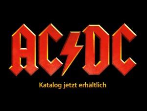 AC/DC in iTunes