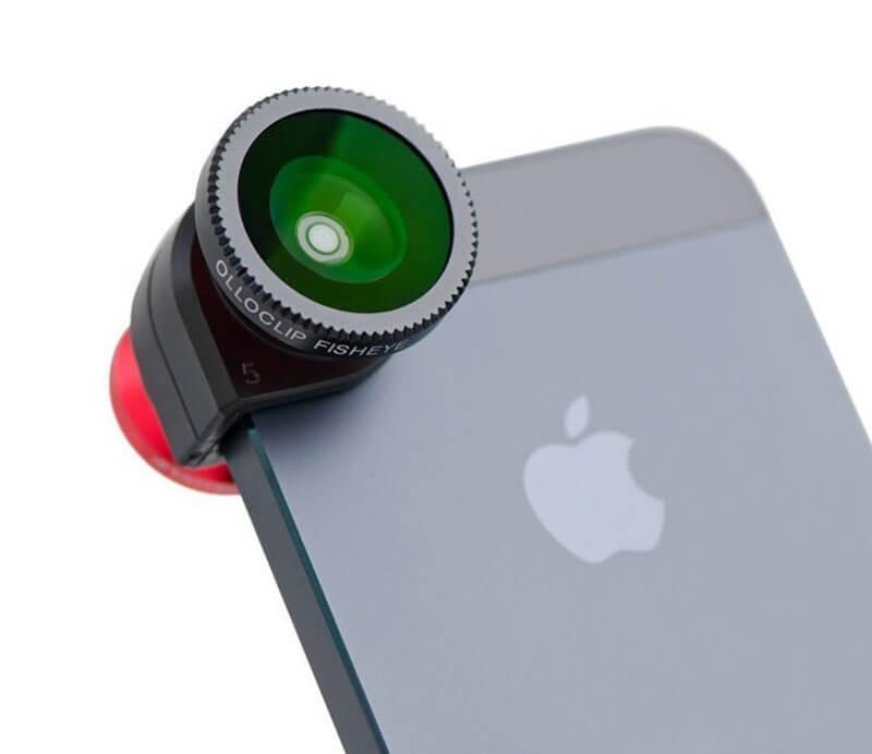Olloclip für das iPhone 5
