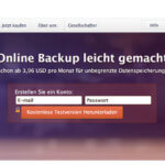 Günstiges Online-Backup für Mac OS X mit BackBlaze