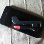 GorillaPod Micro, Glif, iPhone5 getrennt