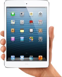 iPad mini weiss