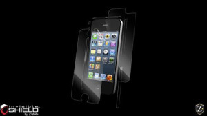 Zagg invisibleSHIELD Full Body iPhone 5 Cover