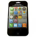 Schöne Idee: App Magnete für den Kühlschrank im iPhone-Look