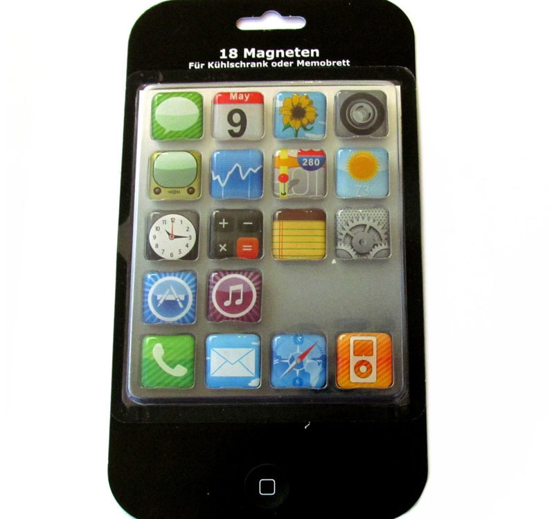iPhone App Magnete