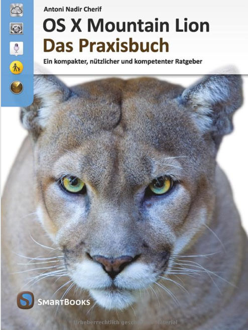 OS X Mountain Lion Praxis Buch