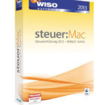 WISO Steuer 2013 für den Mac – Steuererklärung 2012 ganz einfach