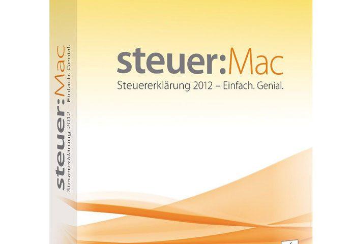 WISO Steuer 2013 Mac