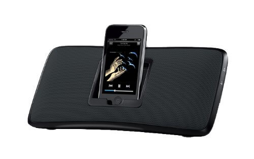 mobile lautsprecher mit akku f r die iphone ipod beschallung im garten sir apfelot. Black Bedroom Furniture Sets. Home Design Ideas
