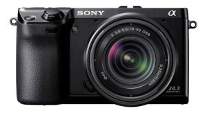 Sony Alpha NEX 7 Systemkamera