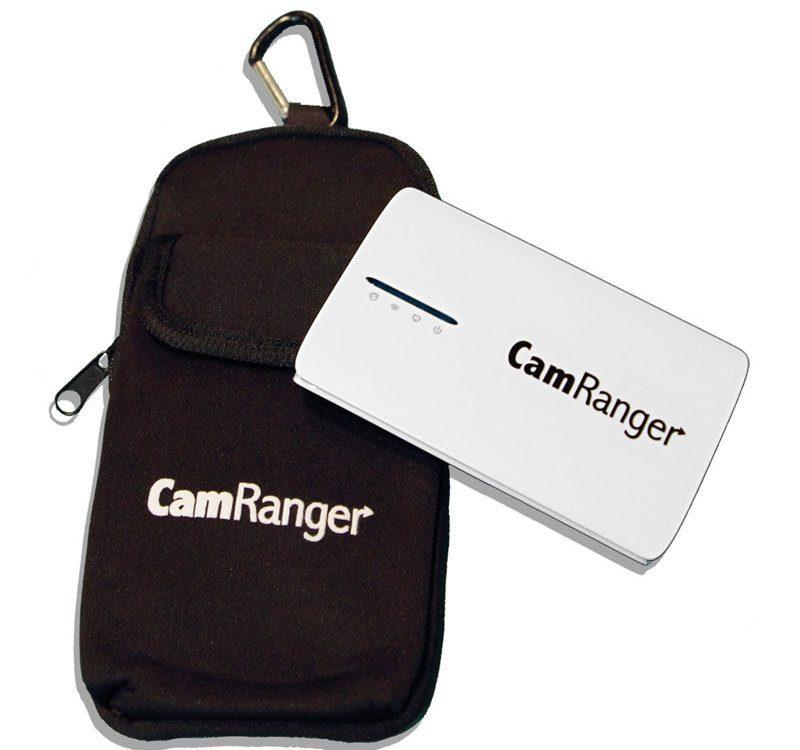 CamRanger mit Hülle