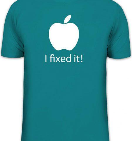Fun T-Shirt I fixed it