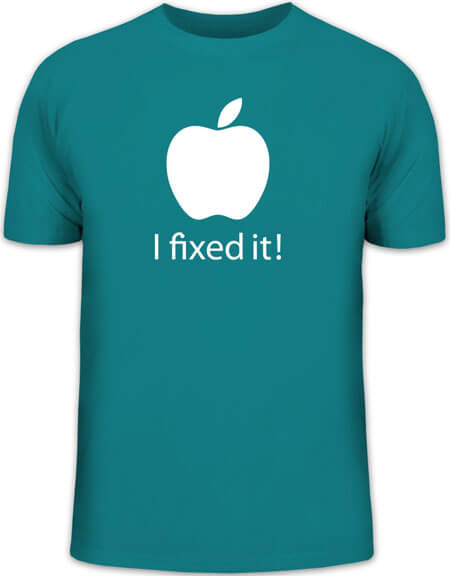 Fun T-Shirt I fixed it