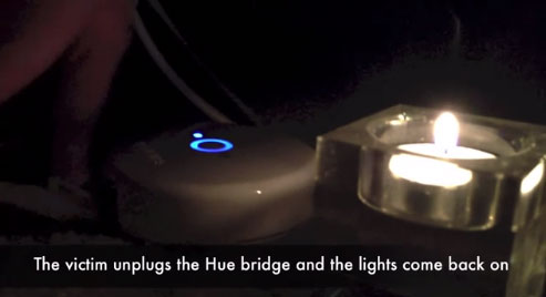 Hack Philips Hue