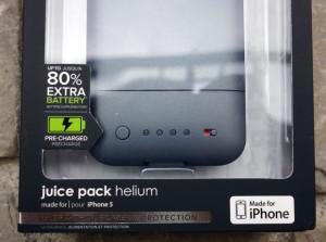 Mophie Juice Pack Helium Akku Case