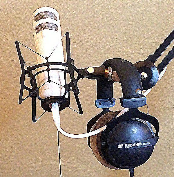 Rode Podcaster und BD DT 770 Pro