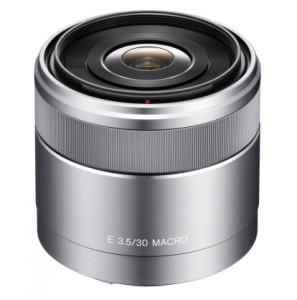 Sony Makro-Objektiv mit E-Mount