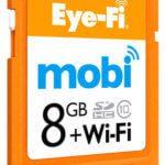 Neue Eye-Fi mobi SD-Karte überträgt Fotos und Filme auf iOS Geräte