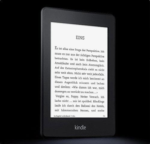 Kindle Paperwhite neue Version
