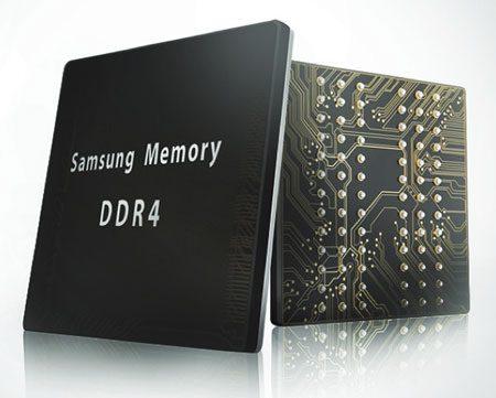 Samsung DDR4 SDRAM