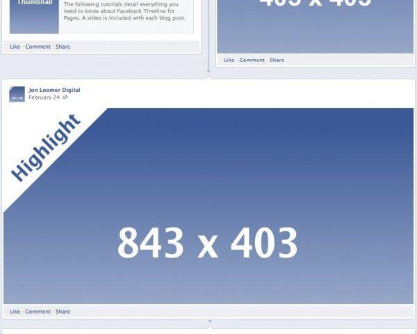 Facebook Auflösung Titelbild und Profilbild