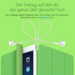 "Apple Shopping Event an diesem ""Black Friday"" Freitag"