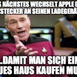 Apple Witze und Sprüche über iPhone und Co.