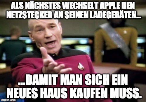 Apple und iPhone Witze