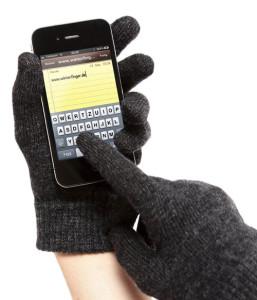 Winterfinger Touchscreen Handschuhe