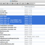 Apple Mail Datenbank neu aufbauen unter OS X Mavericks bis El Capitan