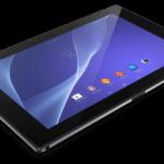 Wasserdichtes Tablet von Sony: Xperia Z2 in Kürze verfügbar