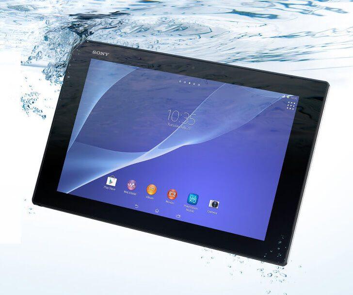 Wasserdichtes Sony Tablet