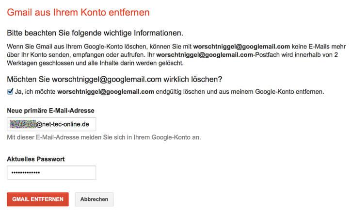 Meine E Mail Adresse Lautet gelöst ändern der primären email adresse im konto sir apfelot