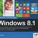 Das Handbuch zu Windows 8.1 als PDF Download und als Buchtipp