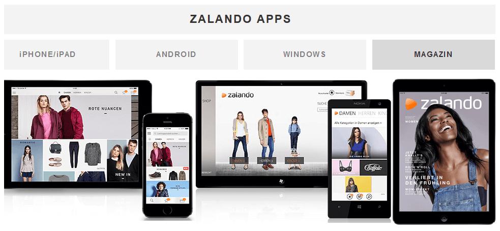 Zalando Apps