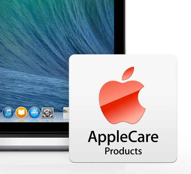 Apple Care Logo