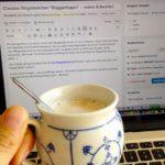 """Claudias Blogstöckchen """"Bloggerfragen"""" – meine Antworten"""