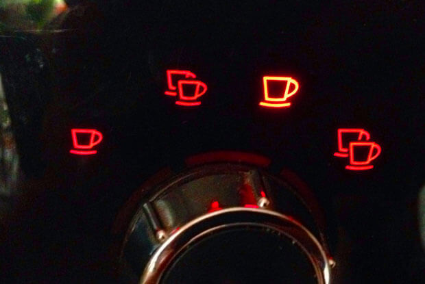 Kaffee-Auswahl