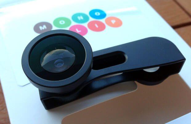 Monoklip iPhone Aufstecklinse
