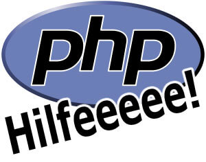 Icon PHP Hilfe