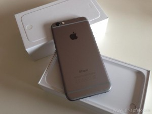 iPhone 6 Unboxing