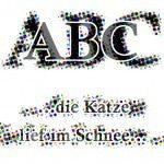 A wie Apfel bis Z wie Zeitlangnixtun: So inspiriert mich das ABC