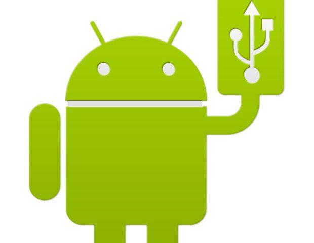 Dateiübertragung für Android