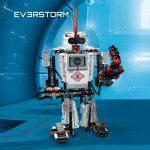 Konstruktionsspielzeug LEGO Mindstorms EV3: Roboter mit Apple-Geräten steuern und programmieren