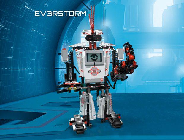 Ev3rstorm Lego Roboter