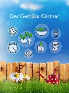Der Gemüse Gärtner App