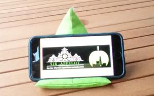 Kindle Foto vom Handysitzsack