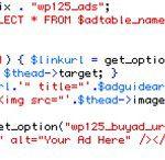 WP125 Alternative: 125×125 Banner in der WordPress-Sidebar mit dofollow-Link