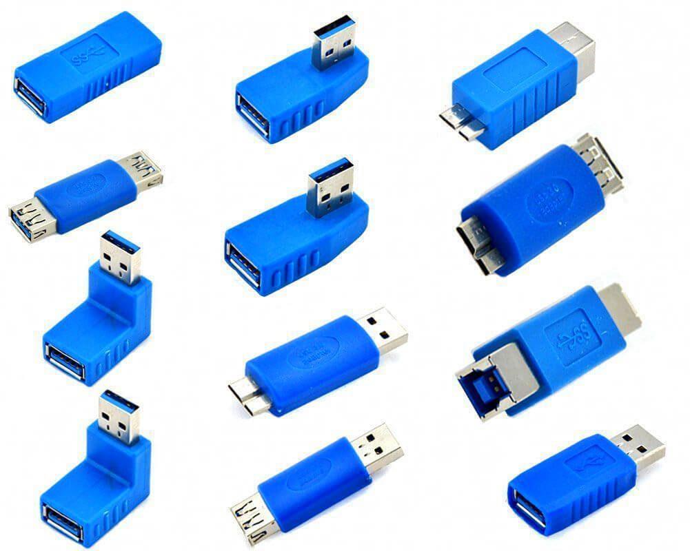 USB 3.0 Adapter Set