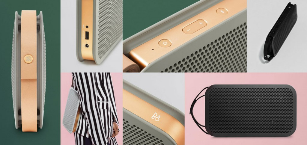 BeoPlay A2 Collage