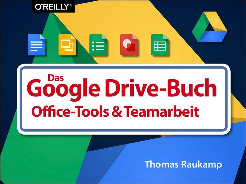 Das Buch zu Google Drive